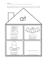 Mrs. Ricca's Kindergarten: Literacy Worksheets {FREEBIES}