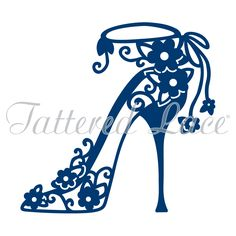 High Heel Bella (D188) – Tattered Lace