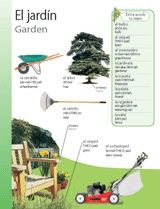 Garden (El jardín) themed vocabulary -- Introduce students to Spanish vocabulary for insects, gardening, and the outdoors with these handouts.    Get the printables from Teachervision: http://www.teachervision.fen.com/spanish-language/printable/70410.html