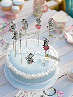 Throw an Alice in Wonderland Tea Party | Party Delights Blog