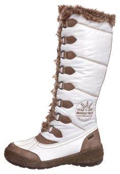 Marco Tozzi - Botas para la nieve - blanco