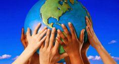 Hoy celebramos el Día de la Tierra, cuyo objetivo es crear conciencia de los problemas ambientales y la sobrepoblación. ¡Cuidémosla!