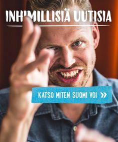 Inhimillisiä Uutisia: Räppäri Signmark - Finland, Movies, Movie Posters, Films, Film Poster, Cinema, Movie, Film, Movie Quotes