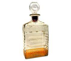 Vintage IW Harper Whiskey USA Bourbon Clear by ogdenlane on Etsy, $44.95