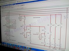 Electrical Wiring Colours, Electrical Engineering Books, Electrical Circuit Diagram, Chart, Ideas, Electrical Engineering, Electric Motor, Power Lineman, Refrigeration And Air Conditioning