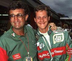 #OnThisDay - 25 August 1991, Michael Schumacher made his Formula 1 breakthrough…