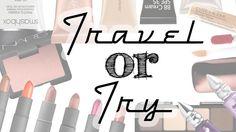Mini Beauty Travel Trial Sizes
