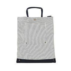 Deliver Bag - White | MONOQI #bestofdesign