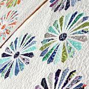 In Full Bloom Quilt Pattern - via @Craftsy
