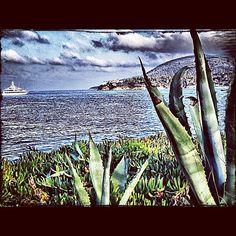 From Porto Azzurro, Elba Island - @ilaria_agostini- #webstagram
