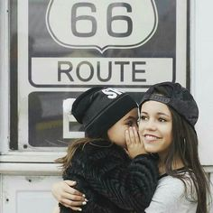 Route 66, Jenna Ortega, Stuck In The Middle, Disney Channel, Famous People, Winter Hats, Actresses, Celebrities, Cute