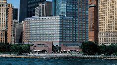 I love the Ritz Carlton, Battery Park!