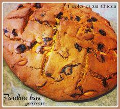 Panettone basso genovese : ricetta