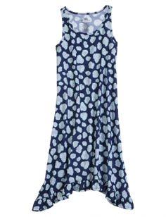 Leopard Flowy Nightgown Cute Pajamas, Girls Pajamas, Tween Girls, Diy For Girls, Sock Shop, Sleepwear Sets, Comfortable Fashion, Boy Shorts, Night Gown