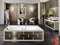 Мебель для ванной комнаты Milldue - RITZ фото №5