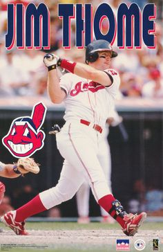 Jim Thome Cleveland Indians