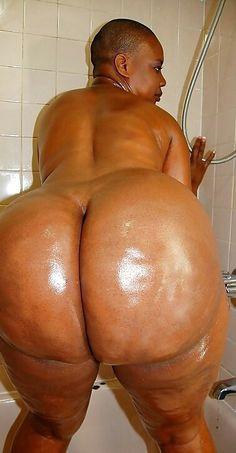 Mature big black women