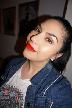 Makeup of the Day: GLAM by loops1512. Browse our real-girl gallery #TheBeautyBoard on Sephora.com & upload your own look for the chance to be featured here! #Sephora #MOTD