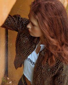 Oooo ⭐ barracuda Dreadlocks, Hair Styles, Beauty, Hair Plait Styles, Hair Makeup, Hairdos, Haircut Styles, Dreads, Hair Cuts