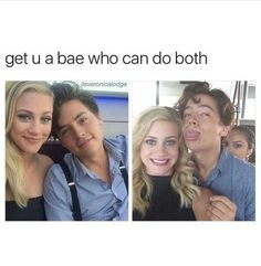 Enjoy a book full of Riverdale memes. A/N: those memes I post in this book are not mine – Creds to those who did make t… The post Riverdale Memes (Book – appeared first on Riverdale Memes. Memes Riverdale, Bughead Riverdale, Riverdale Funny, Riverdale Tumblr, Riverdale Netflix, Betty Cooper, Riverdale Betty And Jughead, Sprouse Bros, Zack Y Cody