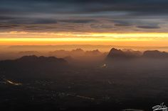 Early Morning   NIKON D700 85mm/ƒ/11/6s/ISO 200 Early Morning, Sunrise, Thailand, Nikon D700, Celestial, Mountains, Nature, Travel, Outdoor