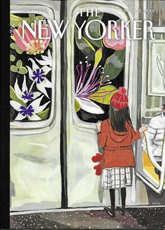 The New Yorker magazine March 12 2018 Next stop, Spring