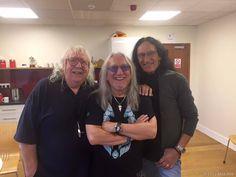 Lee Kerslake, Mick Box and Ken Hensley