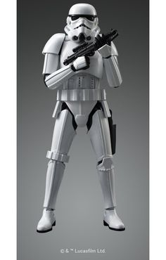 Buy the Soldier Storm Trooper Model Kit for your Star Wars collection. Find more unique gadgets and cool toys at Apollo Box! Apollo Box, Imperial Army, Unique Gadgets, Star Wars Collection, For Stars, Empire, Poses, Kit, Figure Poses