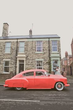 A Kitsch and Quirky, Fifties Retro and Polka Dot Inspired Wedding | Love My Dress® UK Wedding Blog