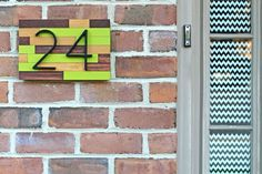 Create Curb Appeal With Paint Sticks and Scrap Wood!