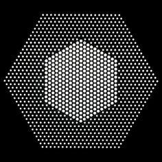 Proximidad: Las formas cercanas forman un grupo. En este caso, la tonalidad de los elementos es la que hace que nuestra mente agrupe los elementos en dos grupos.