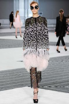Giambattista Valli Fall 2015 Couture