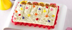 Diva Sleepover Birthday Cake