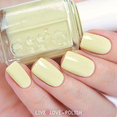 Essie Chillato Nail Polish (Summer 2015 Collection) | Live Love Polish