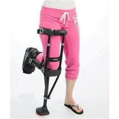 iWALK 2.0 is a hands free crutch substitute. It's a first of its kind mobility device that frees you from the limitations of conventional crutches.