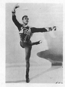 Arthur Mitchell, founder of Dance Theatre of Harlem and first African American to dance in the New York City Ballet