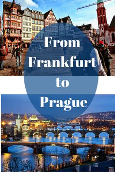 From West Germany to East Germany to Prague - Our adventures had us eating schnitzel and sitting in handuffs!