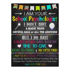 Shop School Psychologist Office Decor created by TidyLadyProducts. School Counselor Office, School Nurse Office, Psychologist Office, School Counseling, Counseling Office Decor, Counseling Posters, School Guidance Counselor, School Leadership, Counseling Activities