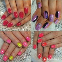 I love shiny and rich colours and my ladies too. Try the fabulous mirror effect shine down left! :)