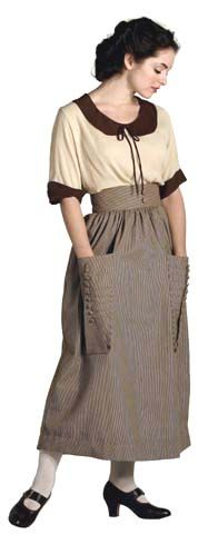 reVamp Vintage Clothing: 1910s clothing, 1920's fashion, 1930s fashion, 1940s clothing, 1950s vintag: Prudence Skirt