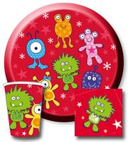 Monsters Theme Party Supplies