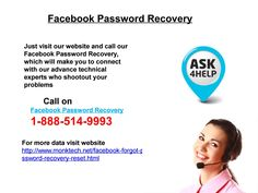 Is substantial Facebook Password Recovery 1-888-514-9993 really possible?