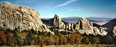 City of Rocks National Reserve and State Park | Idaho National ...