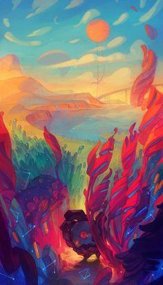 Otto Explores by nicholaskole on DeviantArt