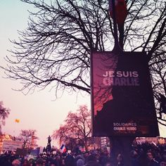 #Nation #JeSuisCharlie #MarcheRepublicaine