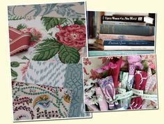 Charlotte Moss for Fabricut  - Discussed on the last #customwrkrmchat (Mondays 7PM EST)