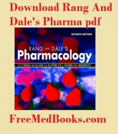 Rang and Dale's Pharmacology pdf