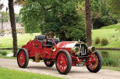 1907 Itala Grand Prix-Style Two-Seater