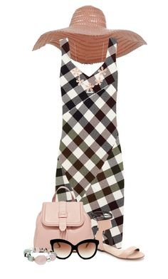 """Picnic in the Park"" by tinayar ❤ liked on Polyvore featuring Marc Jacobs, Victoria Beckham, 3.1 Phillip Lim, Italia Independent, Dorothy Perkins and Kim Rogers"