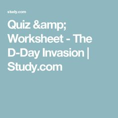 Check your understanding of the definition of empty nest syndrome and its symptoms with an interactive quiz and worksheet. Empty Nest Syndrome, D Day Invasion, Printable Worksheets, Knowledge, Study, Amp, Studio, Studying, Research
